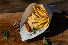 Pulledpork nacho dip