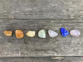 Chakra stenen