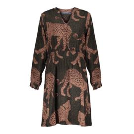 Geisha Animal dress