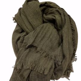 Viscose sjaal army
