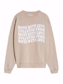 Catwalk sweater move