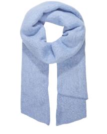 Baby blue scarf