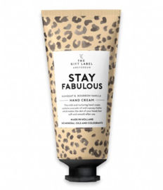 Hand creme *stay fabulous*