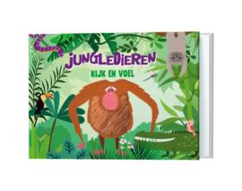 Kijk en voel (jungle dieren)