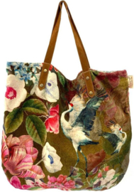 Brown Bird Bag