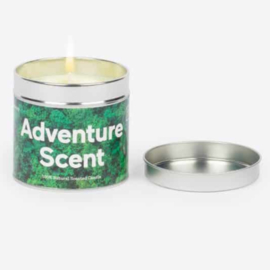 Adventure candle