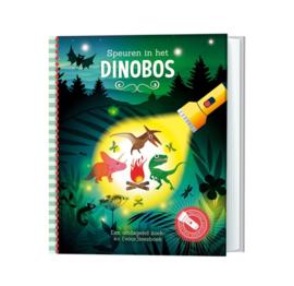 Speuren in (het Dinobos)