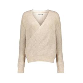 Creamy knit