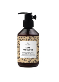 Hand lotion *stay fabulous*