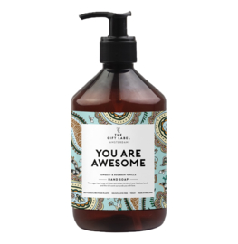 Soap *you are awesome*