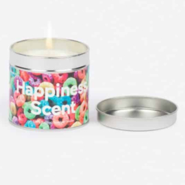 Hapiness candle