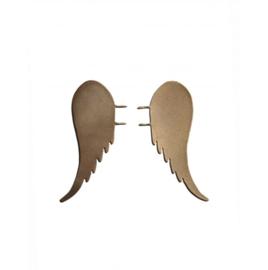 Onshus wings  goud