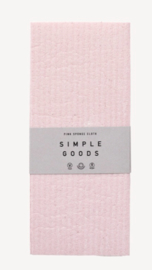 Simple Goods sponsdoekjes