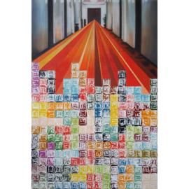 'Schilderen in verschil' serie 004