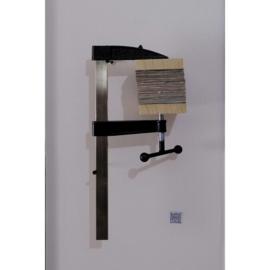 Ouderwetse compressiemethode van een schilderij 008