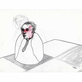 'Jaar 2000' tekening  nr. 011