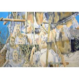 Schilderijen met videostills 001