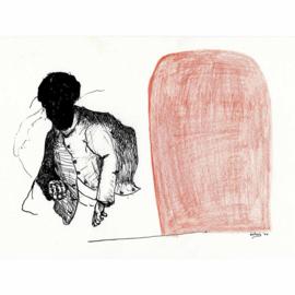 'Jaar 2000' tekening  nr. 004