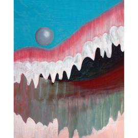 'Gewoon het canvas en ik' schilderijen 004