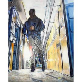 'Still action' schilderijen 004