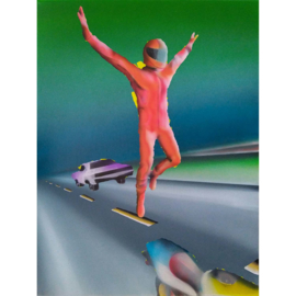 'Racer Malevich' serie 003