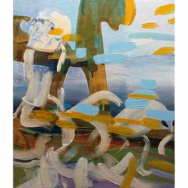 Trage schilderijen 004