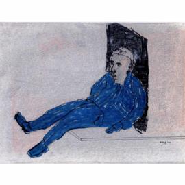 'Jaar 2000' tekening  nr. 023