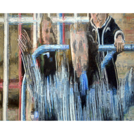 'Still action' schilderijen 003