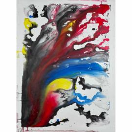 Terug naar de natuur met Piet Mondriaan Nr.2b