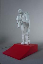 Saturn 3D print