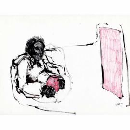 'Jaar 2000' tekening  nr. 022