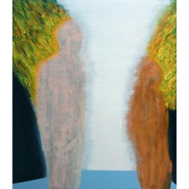 'Gewoon het canvas en ik' schilderijen 009
