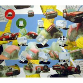 Video naar schilderij serie 003