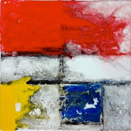 Back to Nature with Piet Mondrian No.1.6