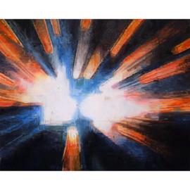 'Still action' schilderijen 001