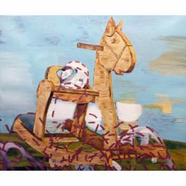 Trage schilderijen 003