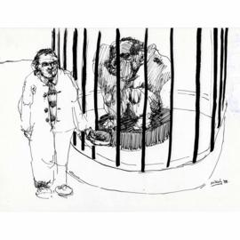 'Jaar 2000' tekening  nr. 017