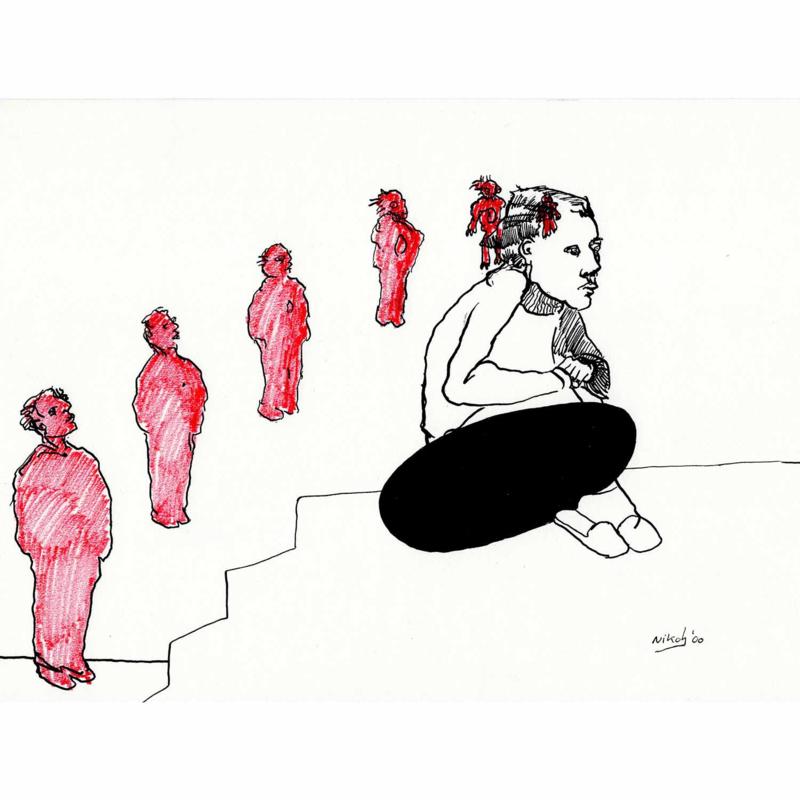 'Jaar 2000' tekening  006