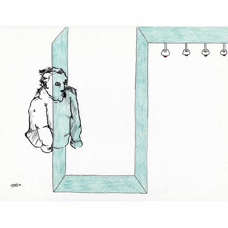 'Jaar 2000' tekening  012