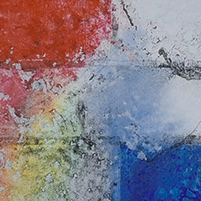 Terug naar de natuur met Piet Mondriaan Nr.1.2