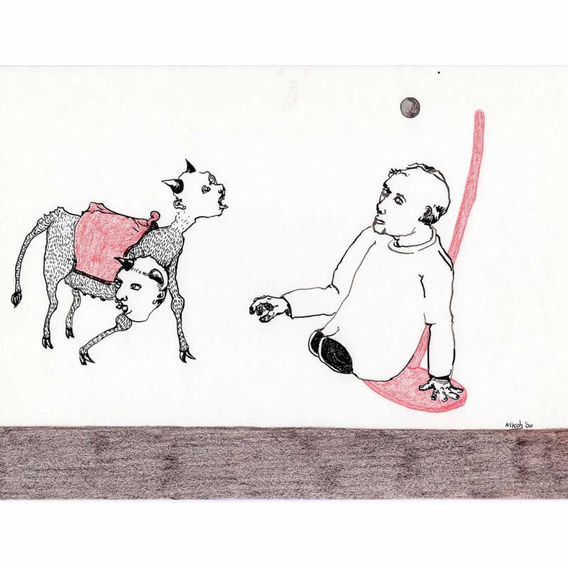 'Jaar 2000' tekening  015