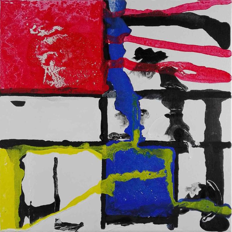 Terug naar de natuur met Piet Mondriaan Nr.1.4