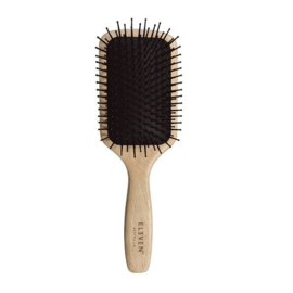 Maple Wood Paddle Brush