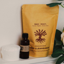 Deep Cleansing Kit  COMING SOON!