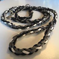 Pawsome Perros Paracord Hondenhalsbanden en lijnen op aanvraag