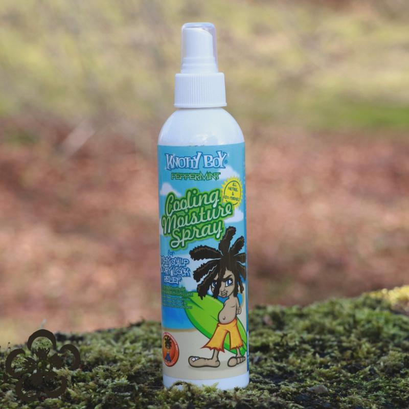 Knottyboy Cooling Moisture Spray Peppermint LAATSTE STUK!
