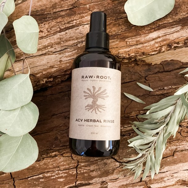 ACV Herbal Rinse