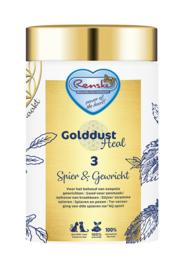 Renske  no 3 Golddust Heal spier en gewricht 500 gram