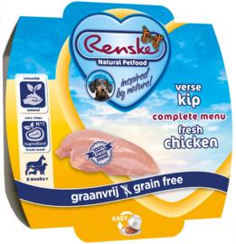 Renske gestoomd Vers vlees kip (graanvrij) 100 gram