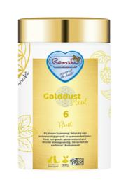 Renske no 6 Golddust Heal rust 250 gram